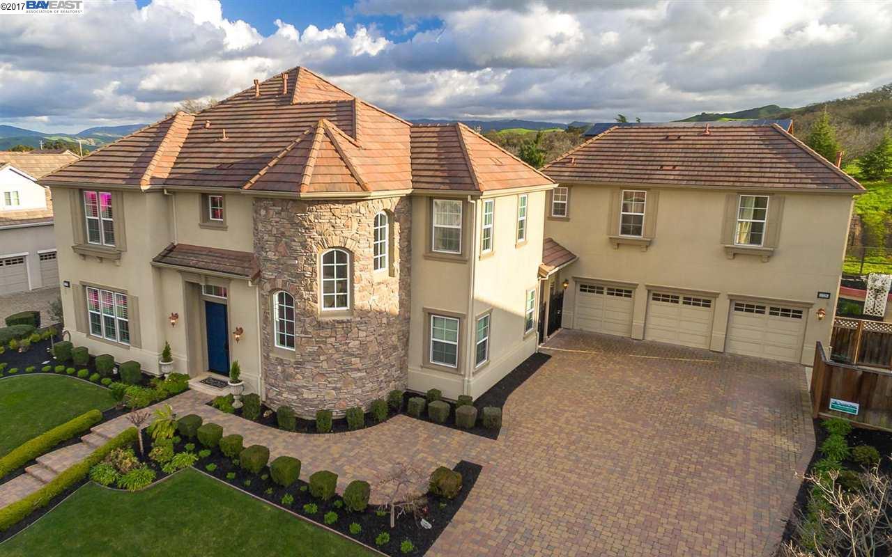 獨棟家庭住宅 為 出售 在 1322 Montrose Place Pleasanton, 加利福尼亞州 94566 美國