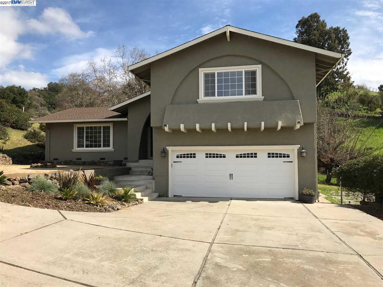Single Family Home for Sale at 2710 Thomas Grade Morgan Hill, California 95037 United States