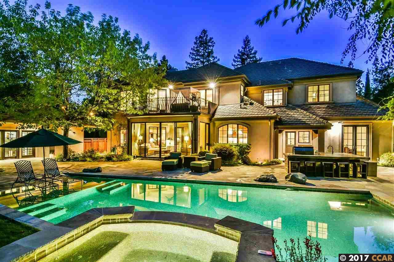 Single Family Home for Sale at 279 Cross Road Alamo, California 94507 United States