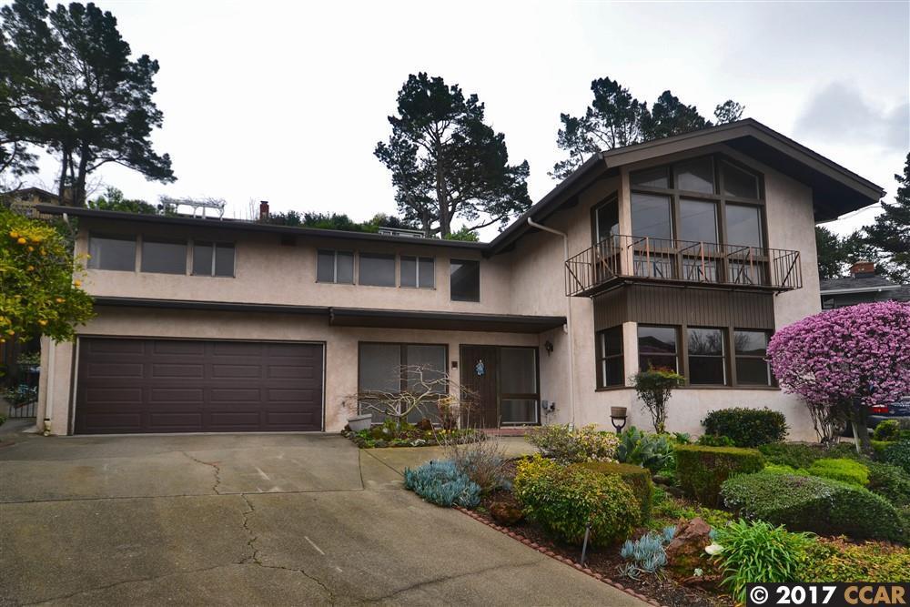 獨棟家庭住宅 為 出售 在 11 Stephens Court Crockett, 加利福尼亞州 94525 美國