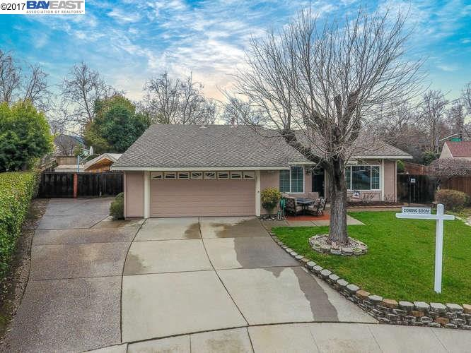 Single Family Home for Sale at 4287 Waycross Court Pleasanton, California 94566 United States