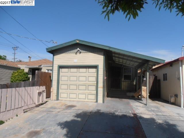 Single Family Home for Sale at 418 S 15TH Street 418 S 15TH Street Richmond, California 94804 United States