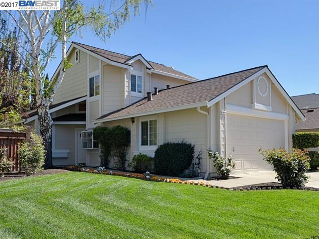 Single Family Home for Sale at 2019 Eilene Drive Pleasanton, California 94588 United States