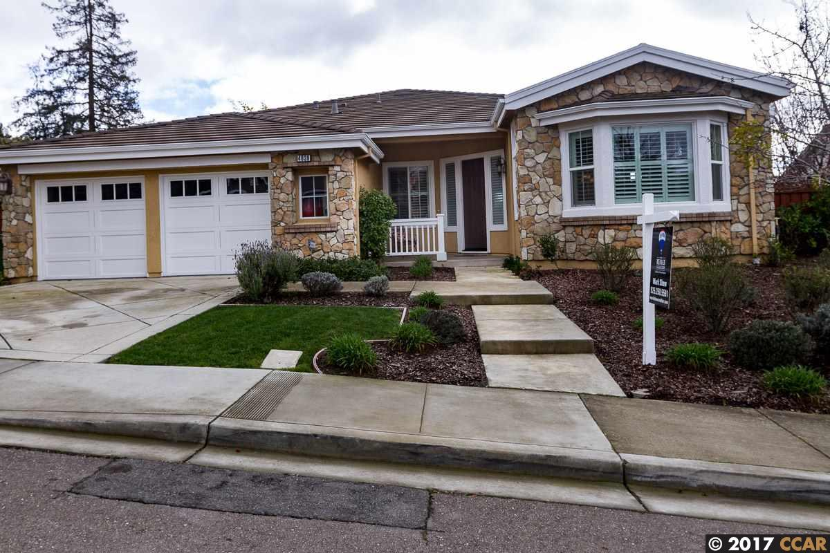 Single Family Home for Sale at 4639 Malabar Avenue Castro Valley, California 94546 United States