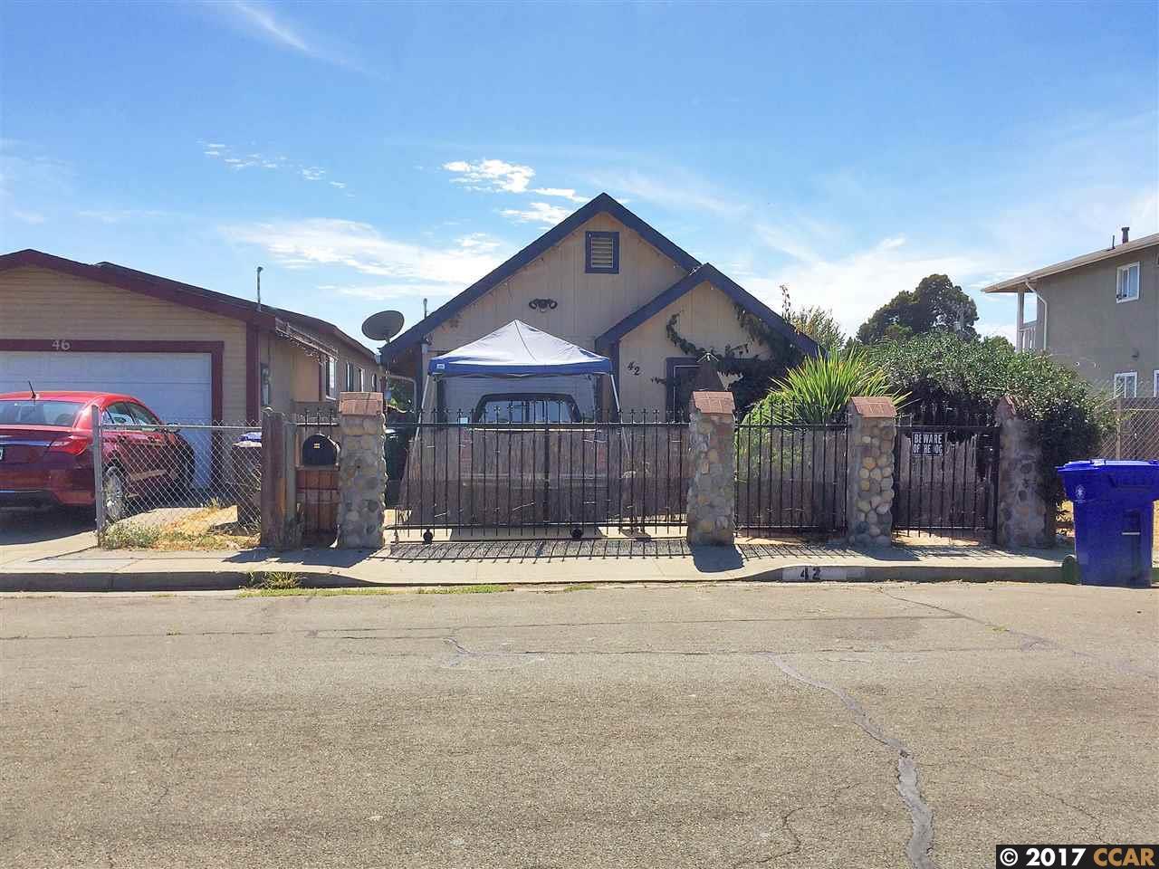 42 CHESLEY AVE, RICHMOND, CA 94801