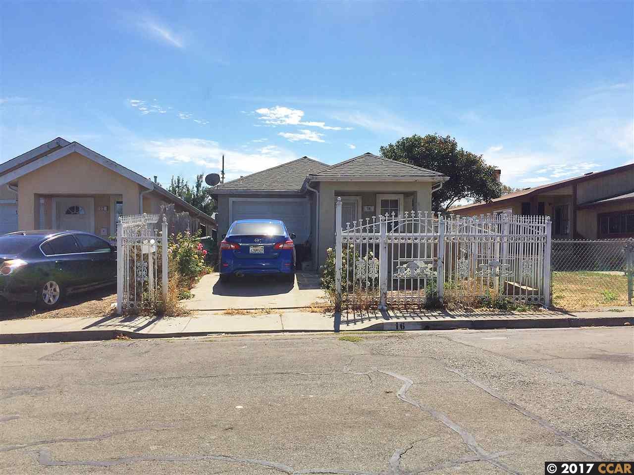 16 W CHESLEY AVE, RICHMOND, CA 94801