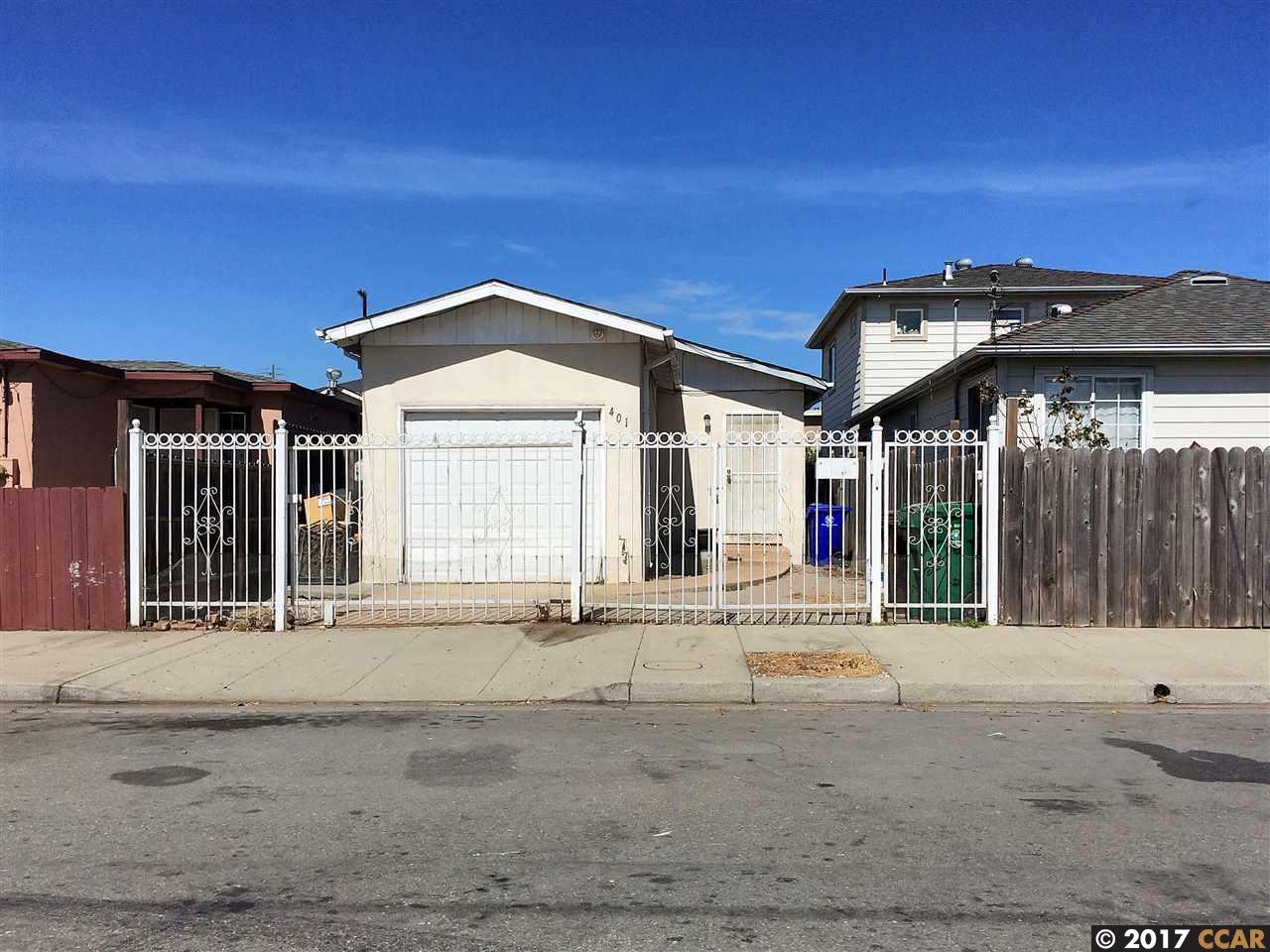 401 GERTRUDE AVE, RICHMOND, CA 94801