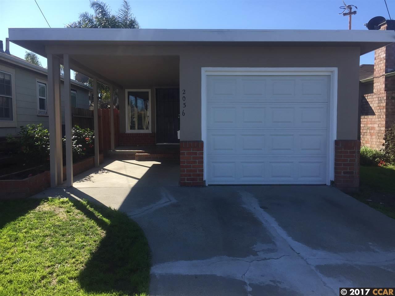 2036 HELLINGS AVE, RICHMOND, CA 94801