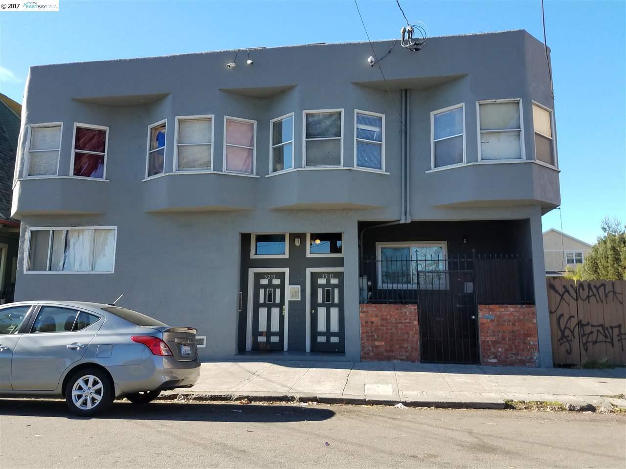 Mehrfamilienhaus für Verkauf beim 3215 Filbert Street 3215 Filbert Street Oakland, Kalifornien 94608 Vereinigte Staaten