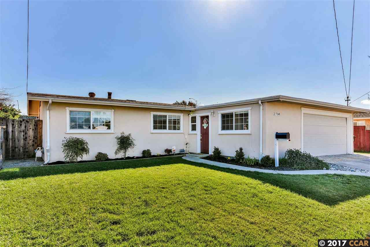 2750 Broadmoor Ave, CONCORD, CA 94520