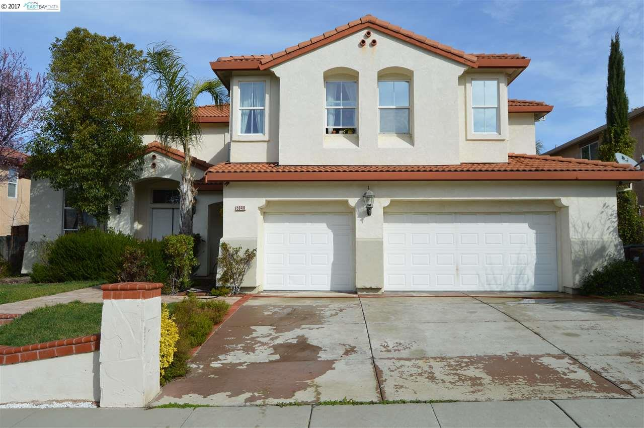 Single Family Home for Sale at 5048 Wittenmeyer Court Antioch, California 94531 United States