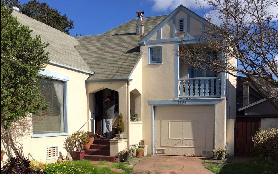 Многосемейный дом для того Продажа на 1734 Pearl Street 1734 Pearl Street Alameda, Калифорния 94501 Соединенные Штаты