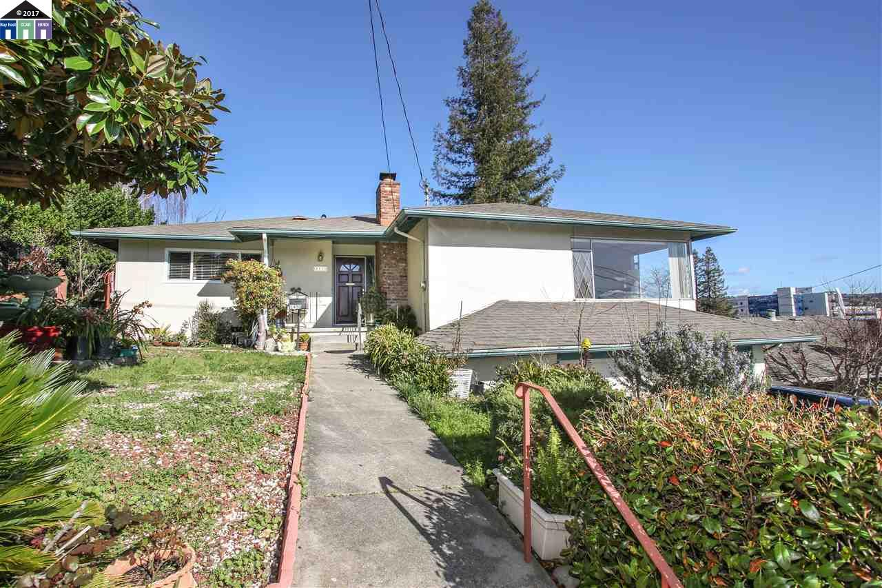 Single Family Home for Sale at 2450 Mcloud Avenue Castro Valley, California 94546 United States
