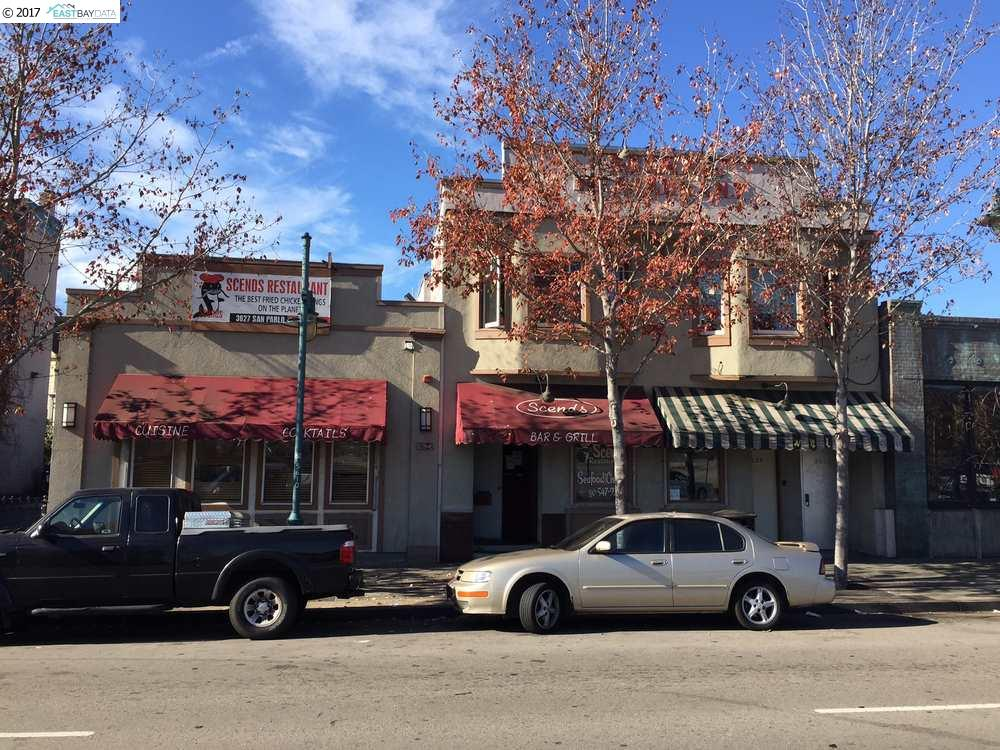 Commercial for Sale at 3629 San Pablo Avenue Emeryville, California 94608 United States