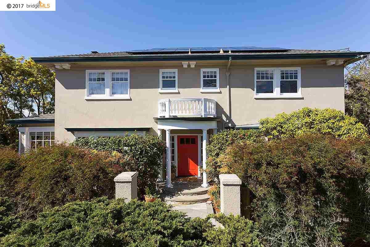 211 THE UPLANDS, BERKELEY, CA 94705