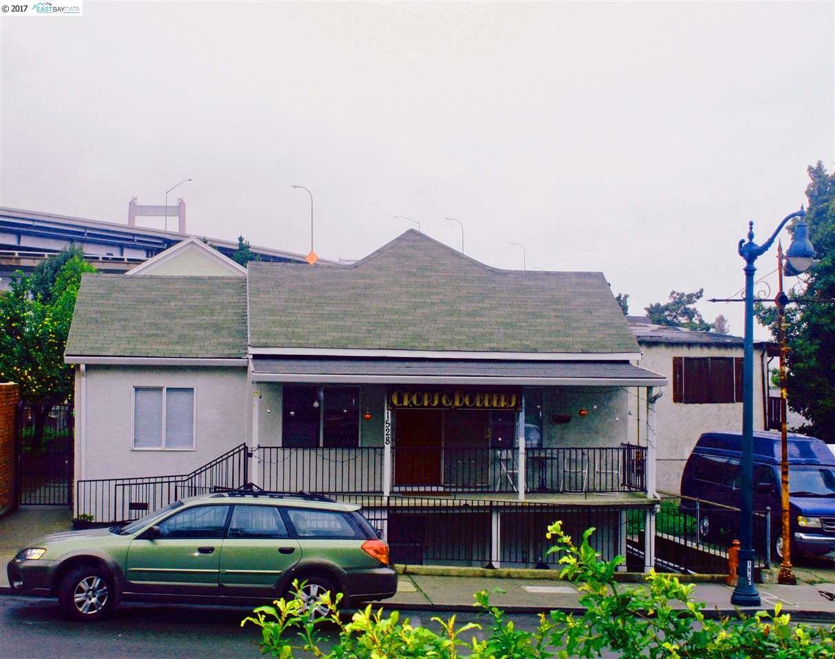 Multi-Family Home for Sale at 1528 Pomona Street Crockett, California 94525 United States