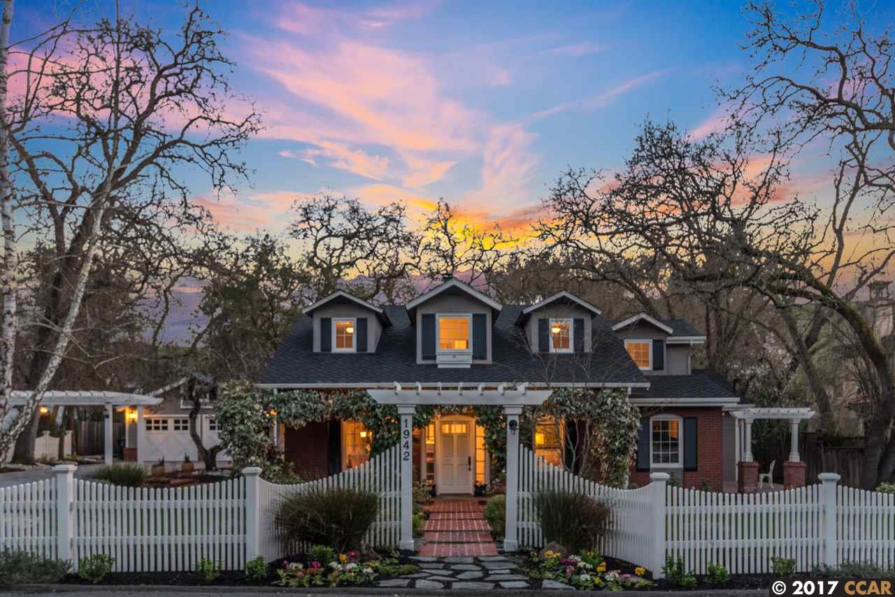 Частный односемейный дом для того Продажа на 1942 La Cadena Diablo, Калифорния 94528 Соединенные Штаты