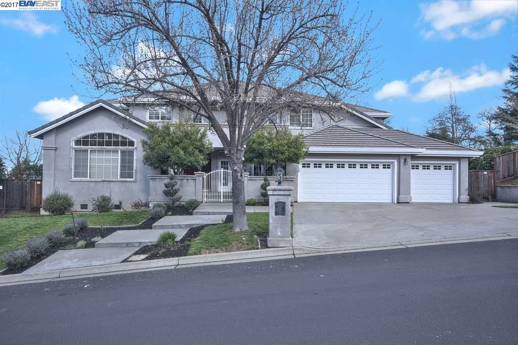 Single Family Home for Sale at 3750 Smallwood Court Pleasanton, California 94566 United States