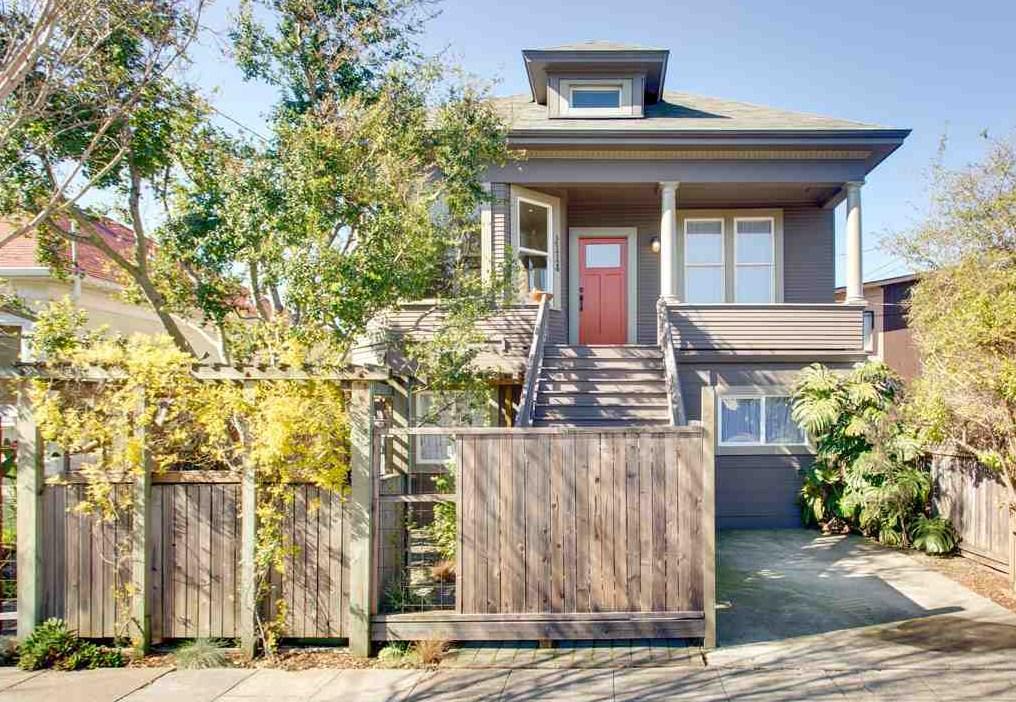 Einfamilienhaus für Verkauf beim 2118 8th Street Berkeley, Kalifornien 94710 Vereinigte Staaten