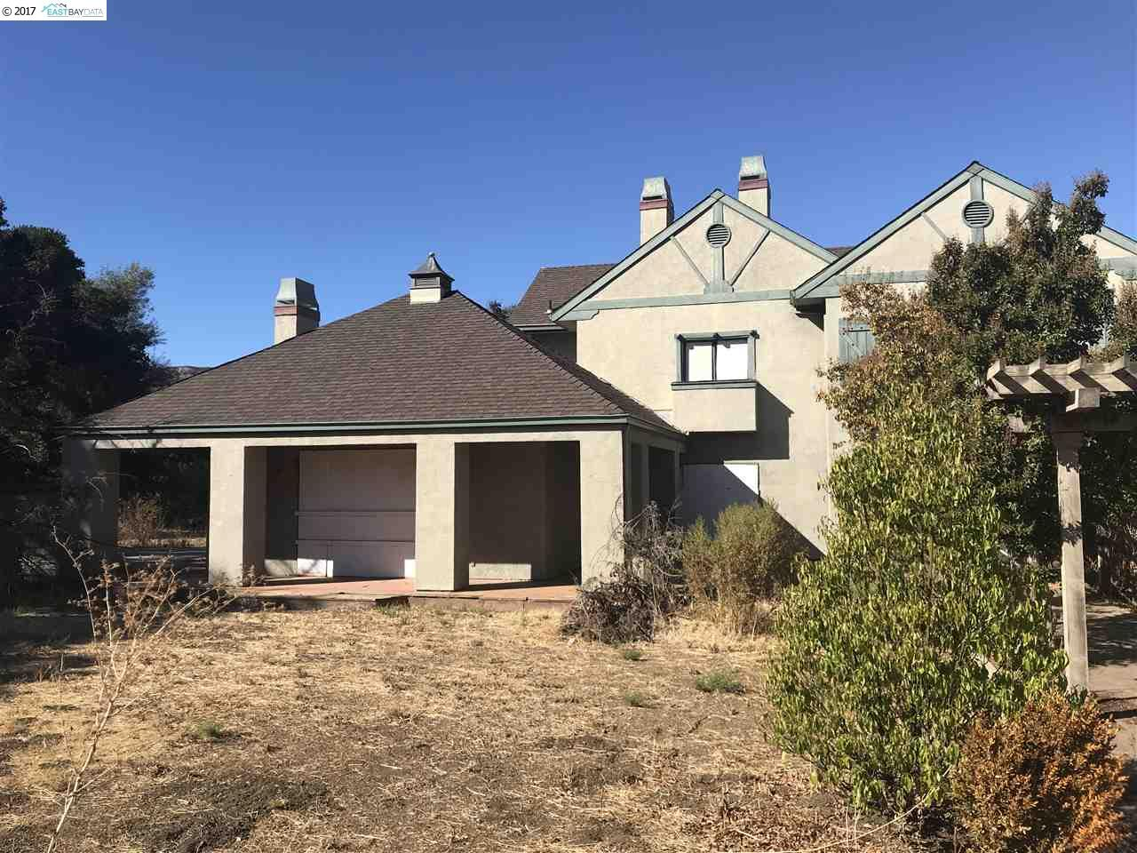 Single Family Home for Sale at 1100 Russelmann Park Road 1100 Russelmann Park Road Clayton, California 94517 United States