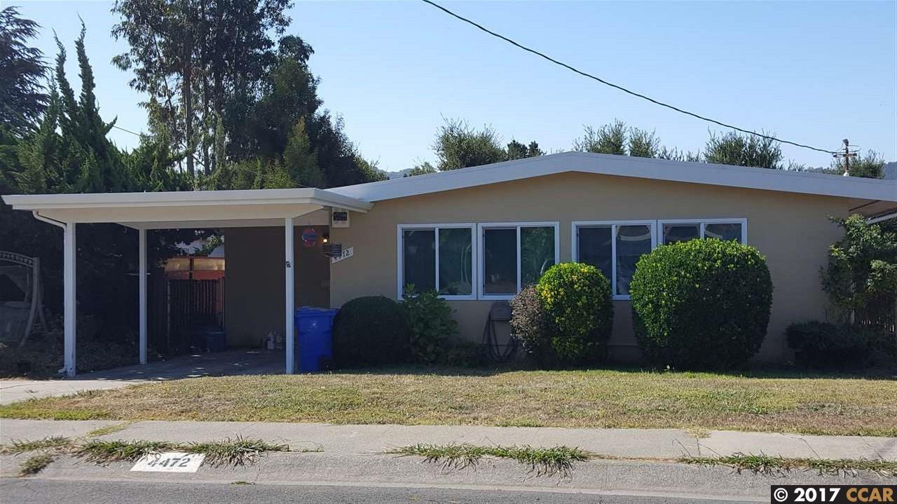 4472 UTAH DR, RICHMOND, CA 94803