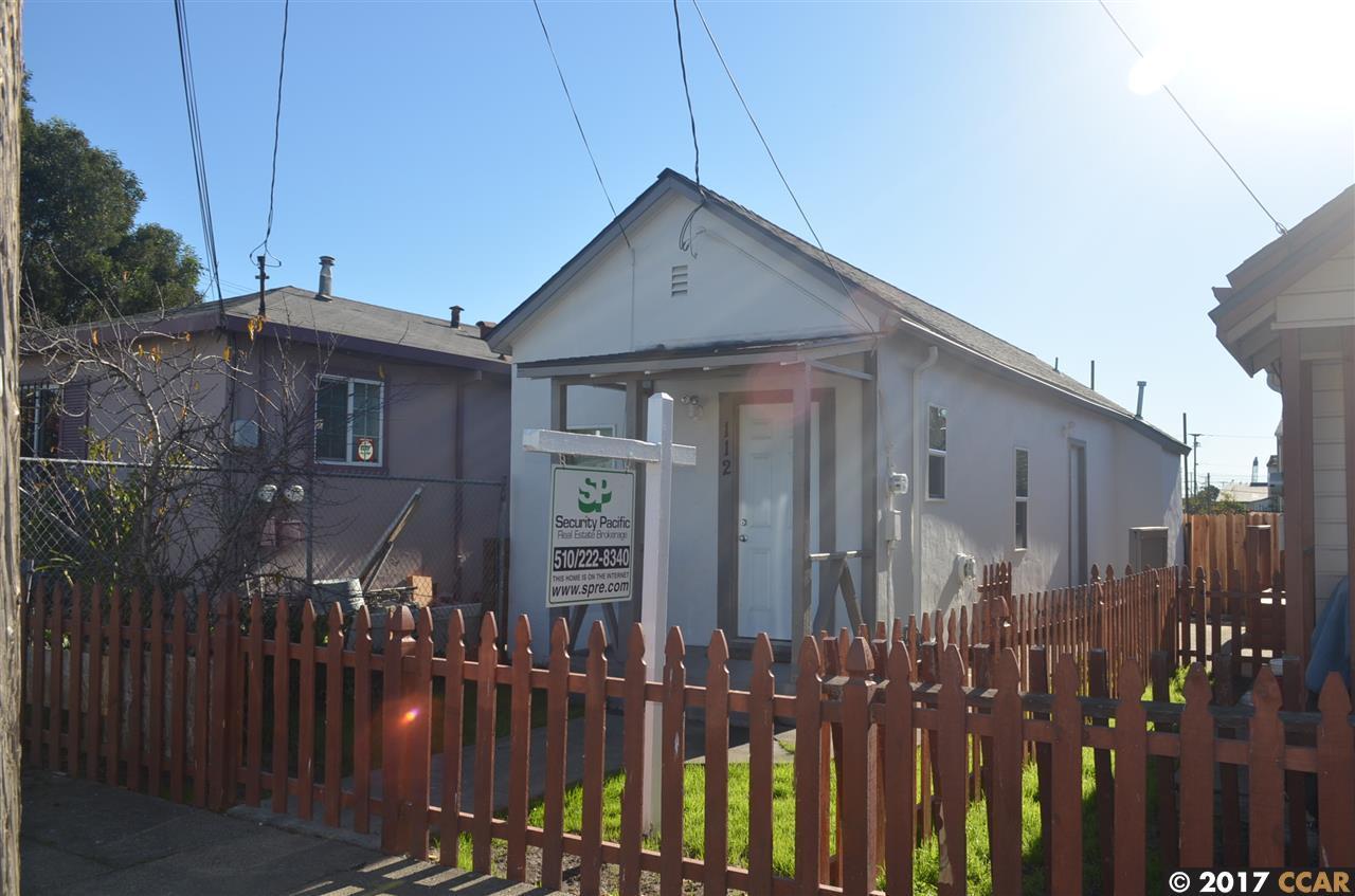 112 CHANSLOR AVE, RICHMOND, CA 94801