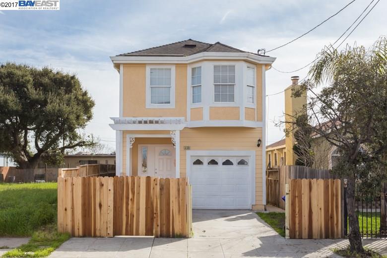 336 ALAMO AVE, RICHMOND, CA 94801