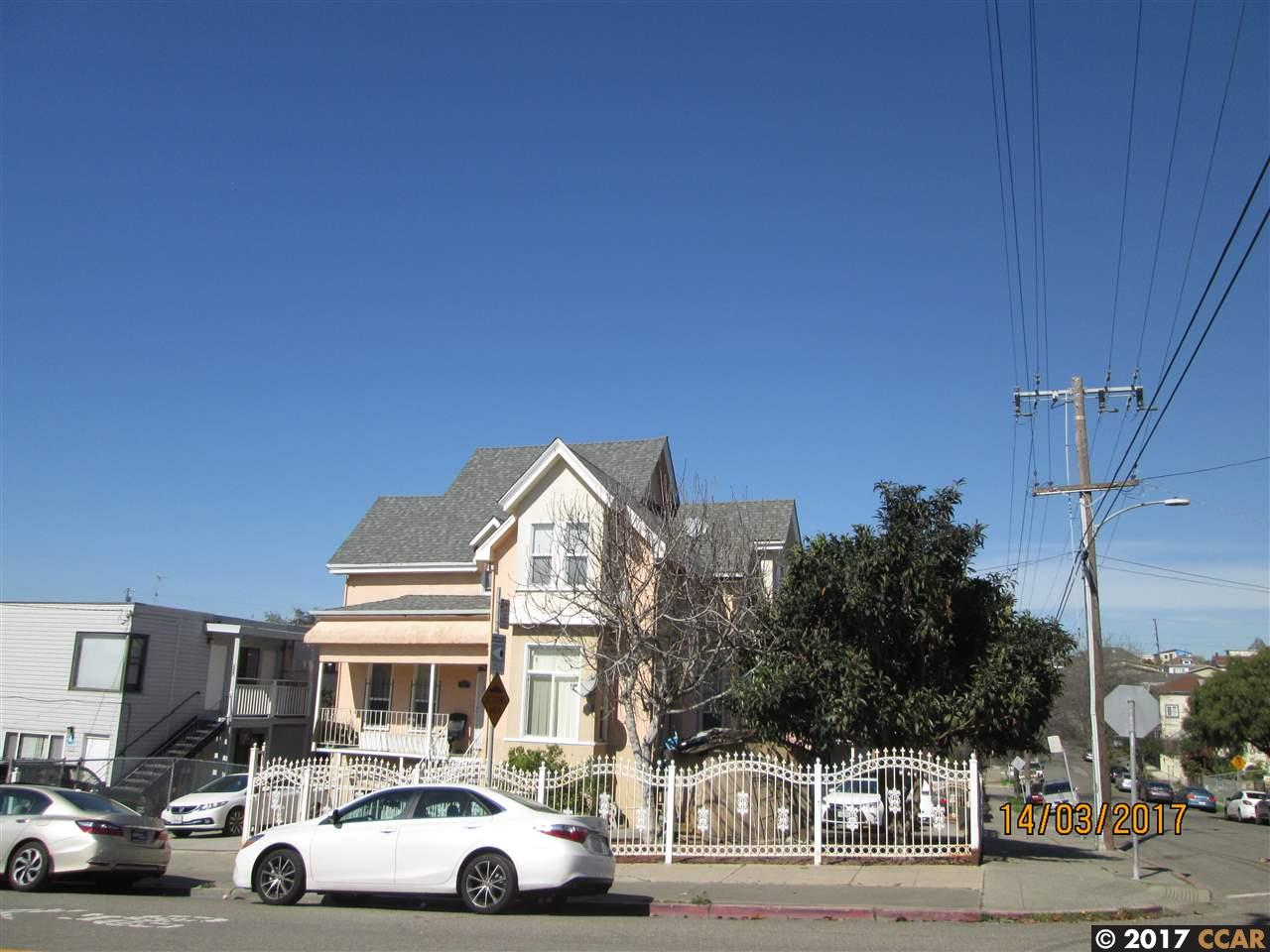 Multi-Family Home for Sale at 2337 21st Avenue 2337 21st Avenue Oakland, California 94606 United States
