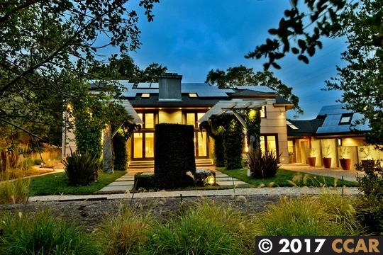 Частный односемейный дом для того Продажа на 735 SILVER CREST COURT 735 SILVER CREST COURT Lafayette, Калифорния 94549 Соединенные Штаты