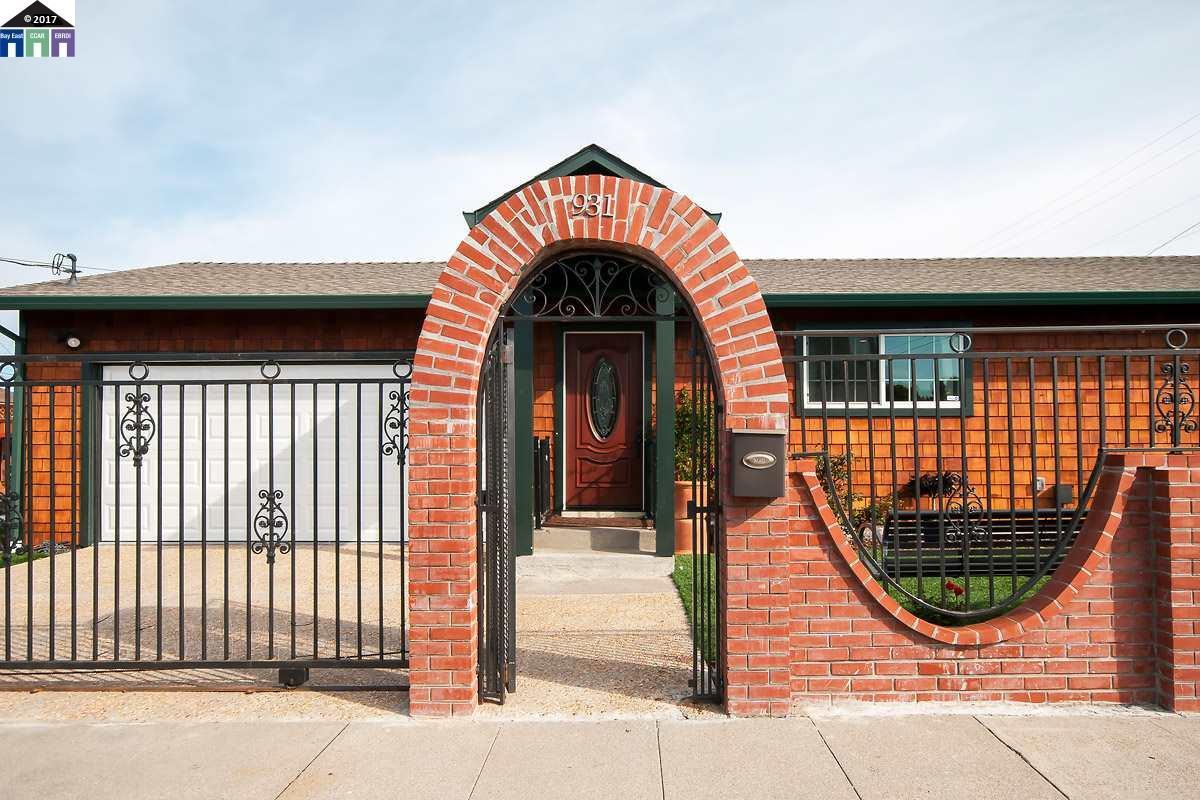 931 Lucas Ave, RICHMOND, CA 94801