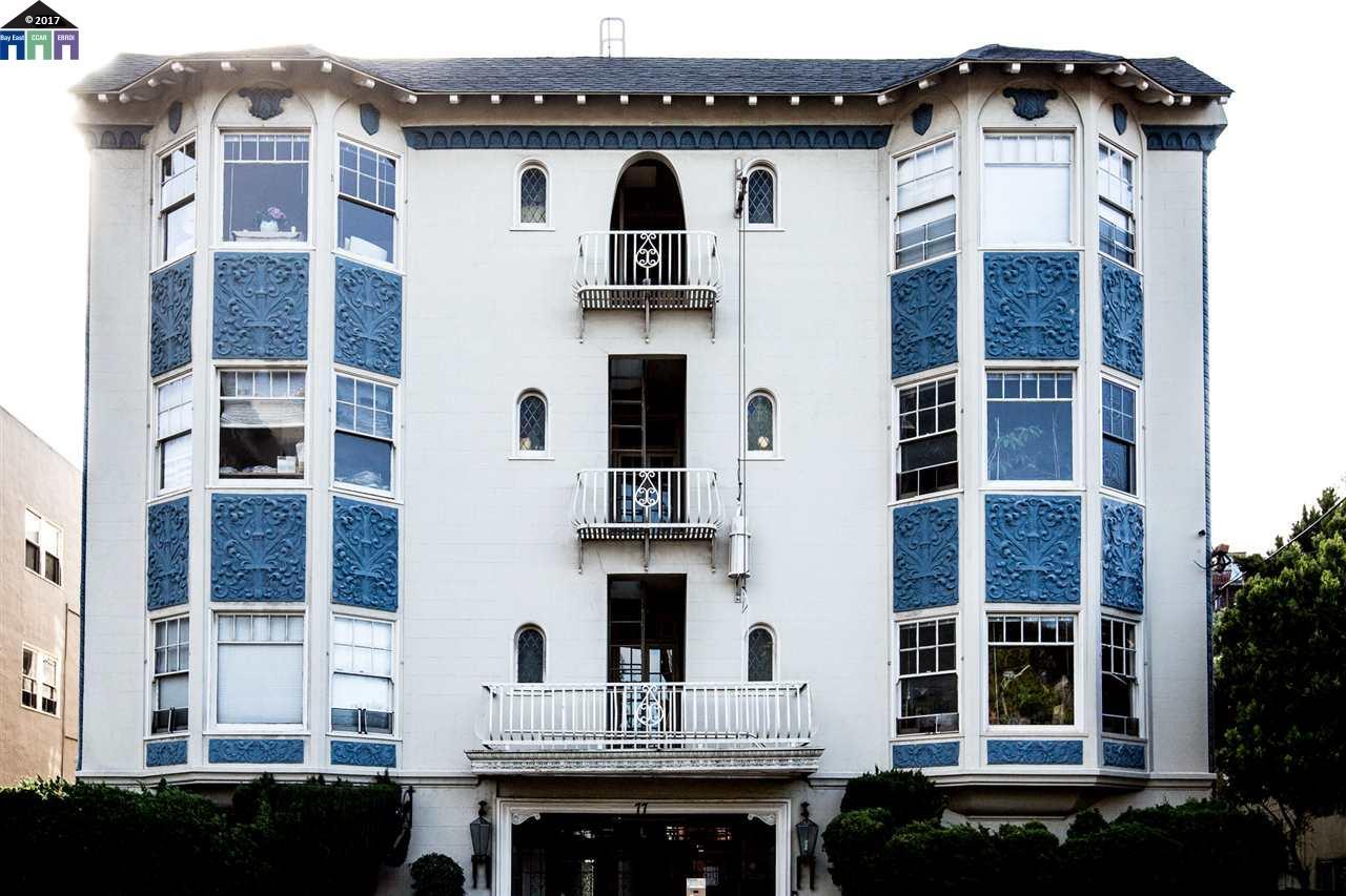 Maison avec plusieurs logements pour l Vente à 77 Glen Avenue 77 Glen Avenue Oakland, Californie 94611 États-Unis