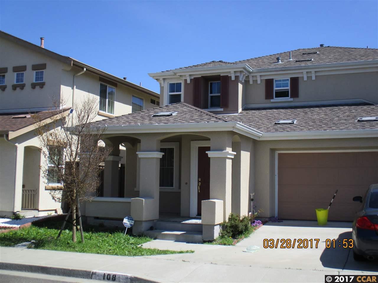 108 Spears Cir, RICHMOND, CA 94801