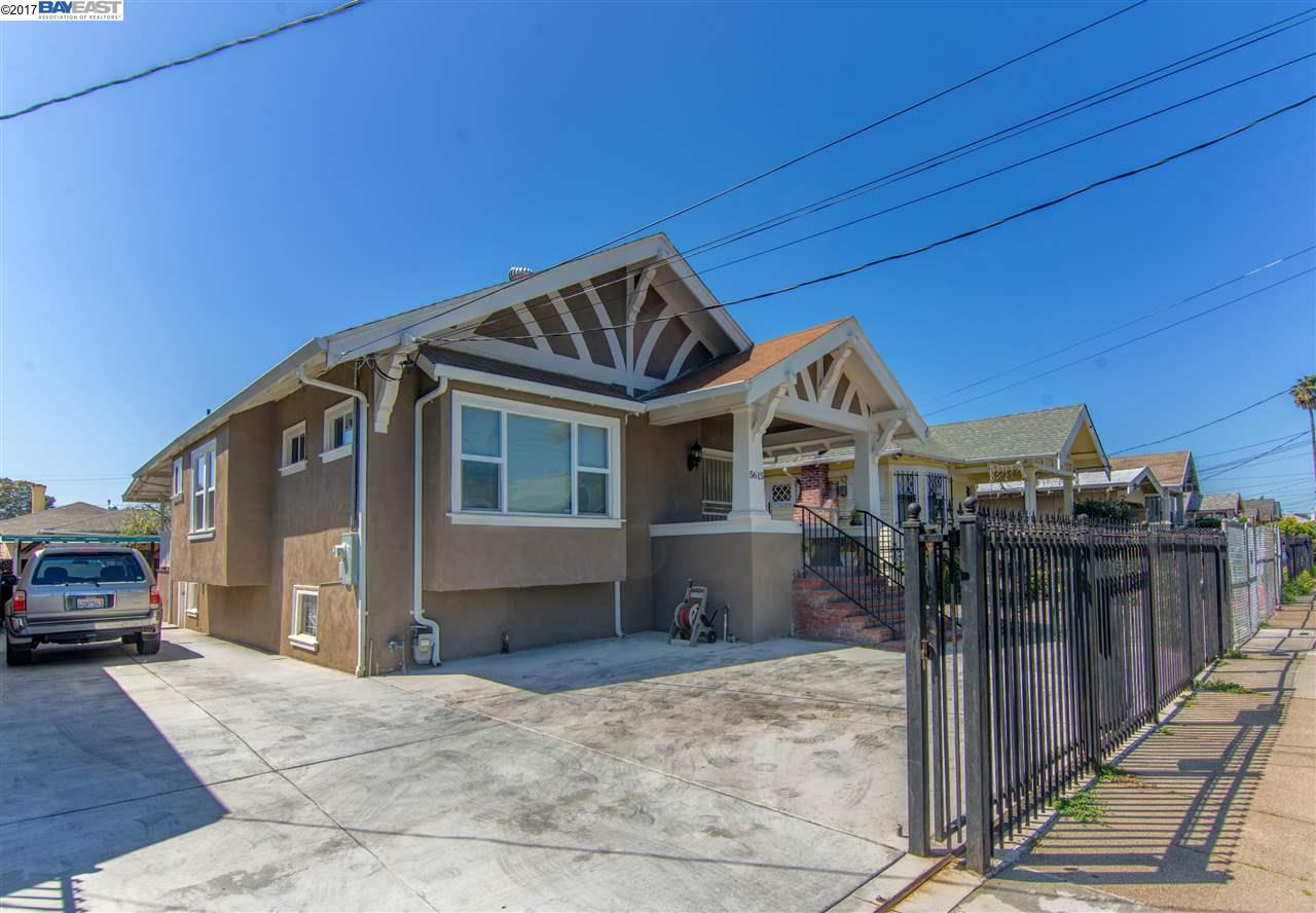 5615 E 17Th St, OAKLAND, CA 94621