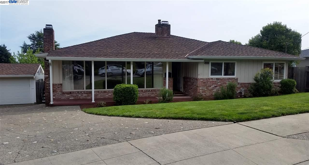 Single Family Home for Sale at 4227 Nando Court Castro Valley, California 94546 United States
