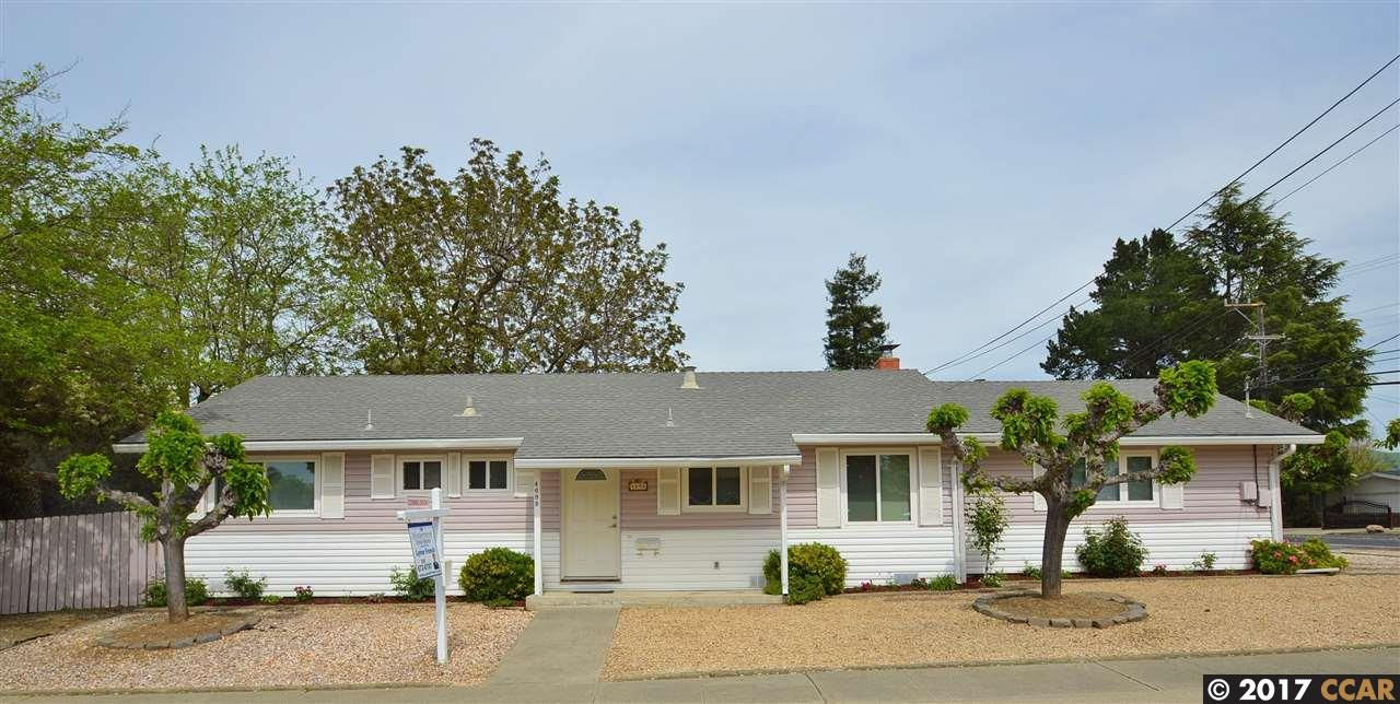 4098 Glendale Ave | CONCORD | 1528 | 94521