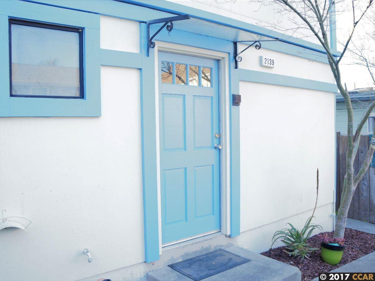Additional photo for property listing at 2139 E 19Th Street  Oakland, Californie 94606 États-Unis