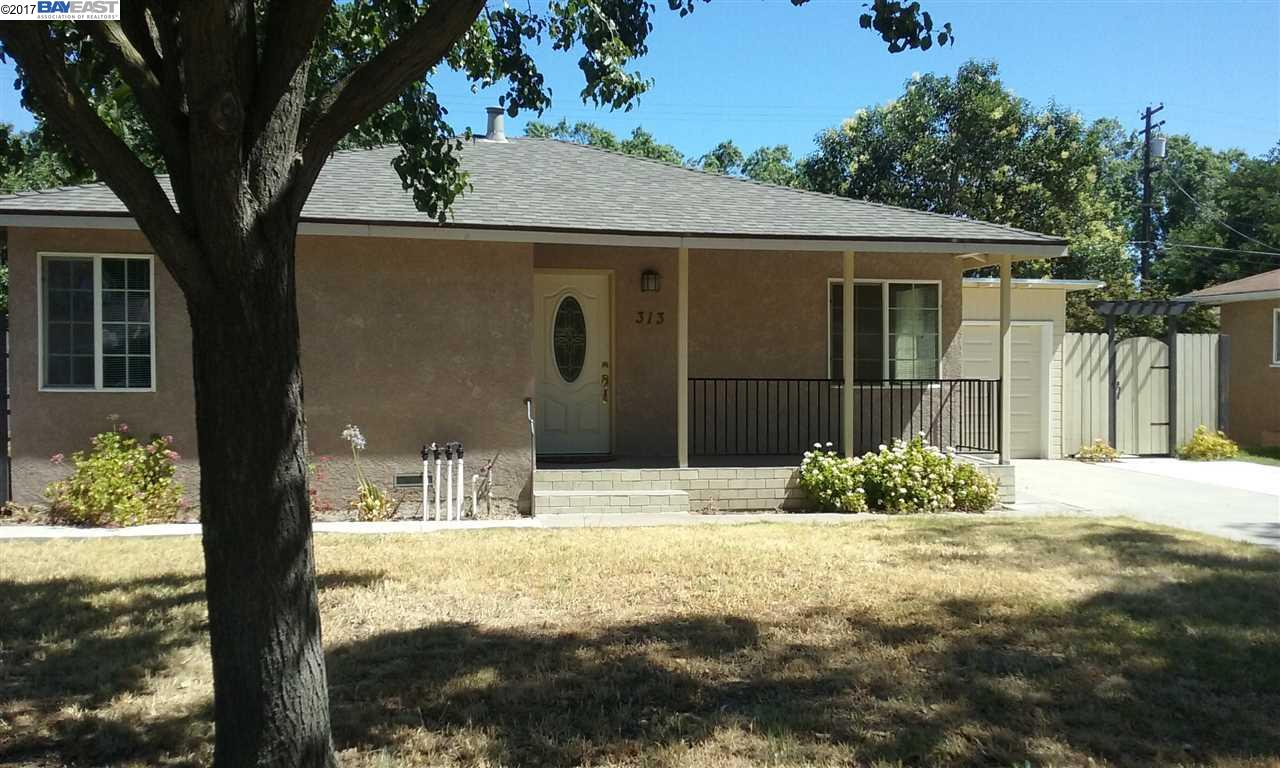 Additional photo for property listing at 313 Emerson Avenue  Modesto, California 95350 United States