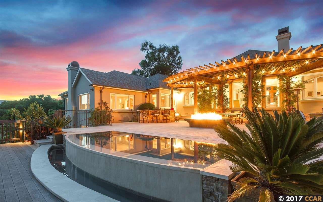 一戸建て のために 売買 アット 15500 Francis Oaks Way Los Gatos, カリフォルニア 95032 アメリカ合衆国