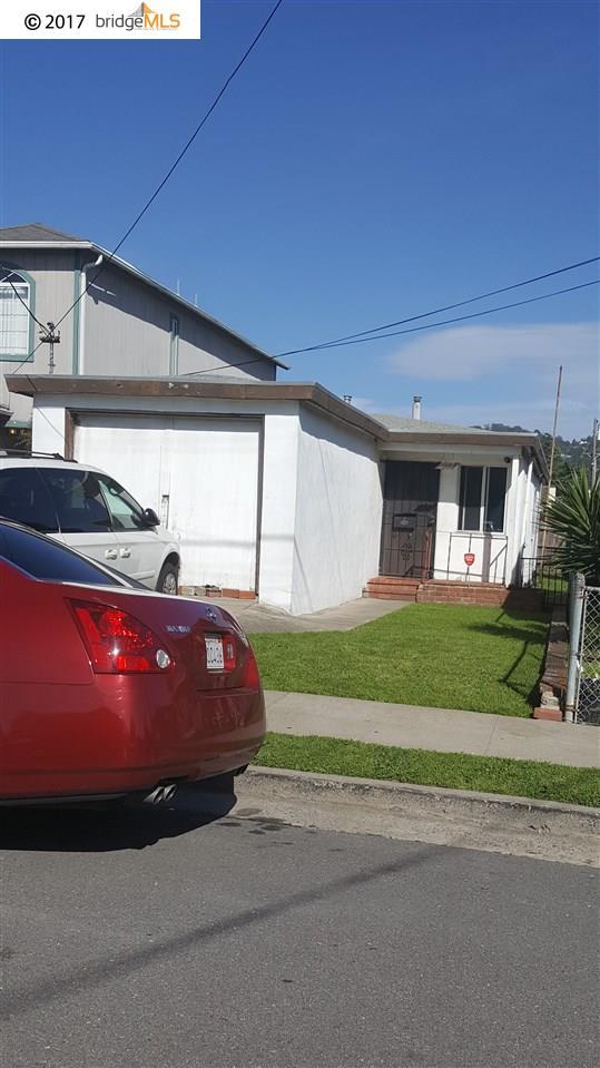 252 S 46th Street, RICHMOND, CA 94804