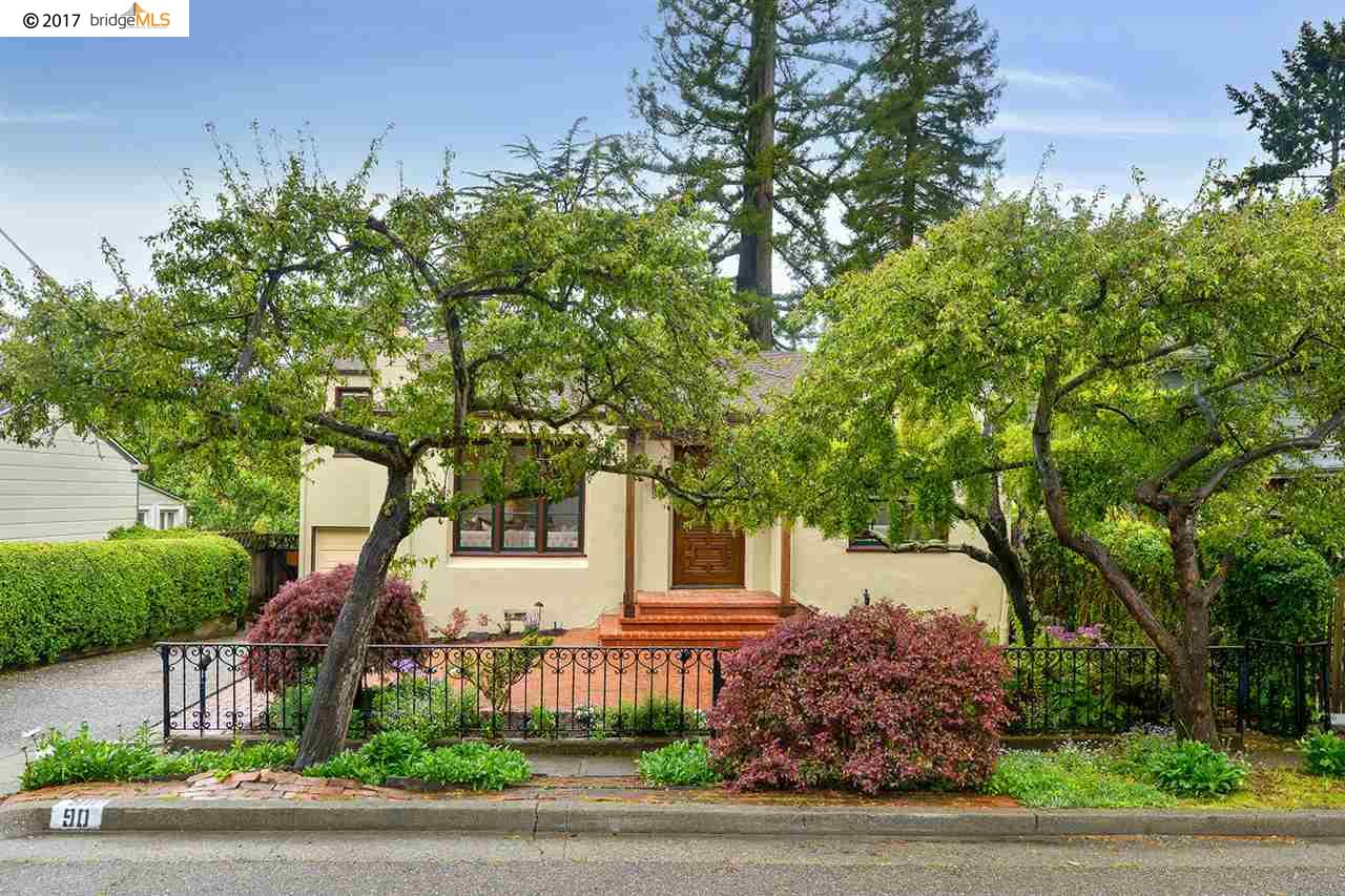 90 Alamo Ave | BERKELEY | 2272 | 94708