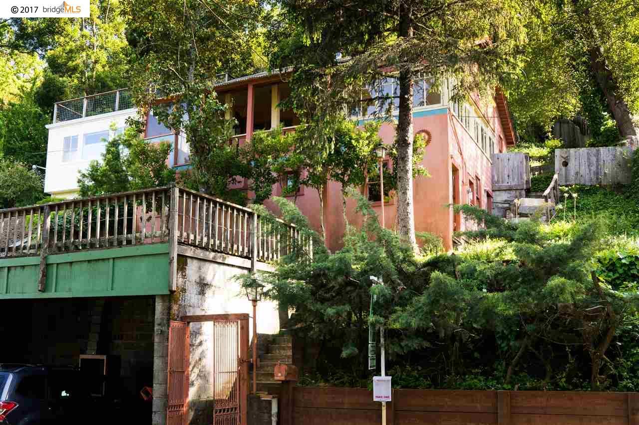 Casa Unifamiliar por un Venta en 97 Forrest Avenue Fairfax, California 94930 Estados Unidos