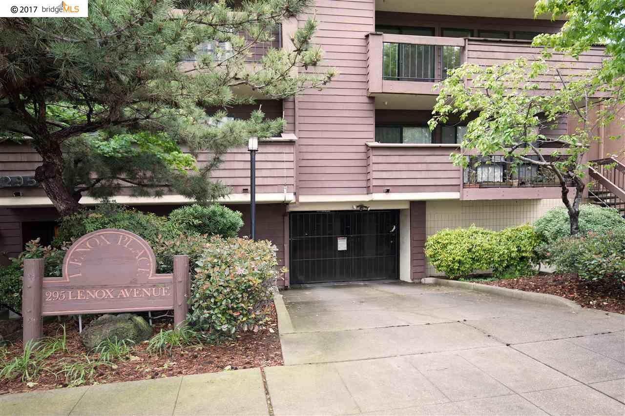 Additional photo for property listing at 295 Lenox Avenue  Oakland, California 94610 United States