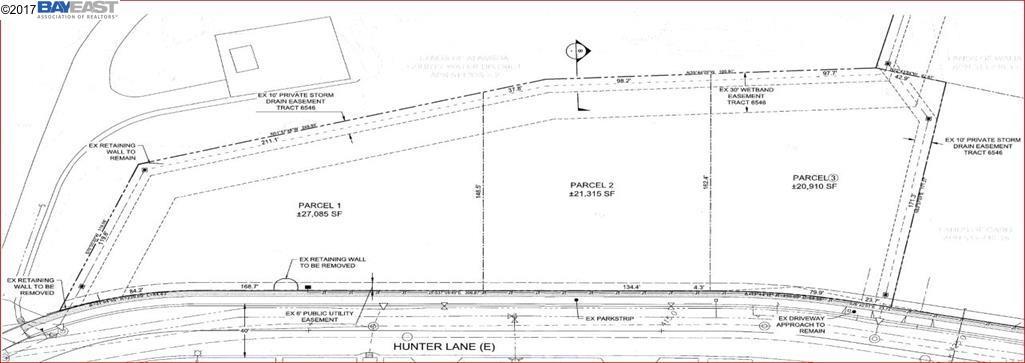 Земля для того Продажа на 822-3 Hunter Lane 822-3 Hunter Lane Fremont, Калифорния 94539 Соединенные Штаты