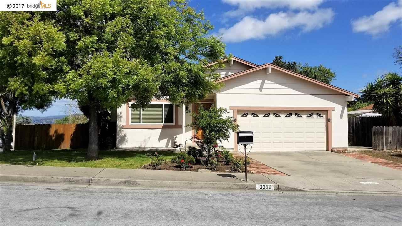 3330 Shawn Way | HAYWARD | 1320 | 94541