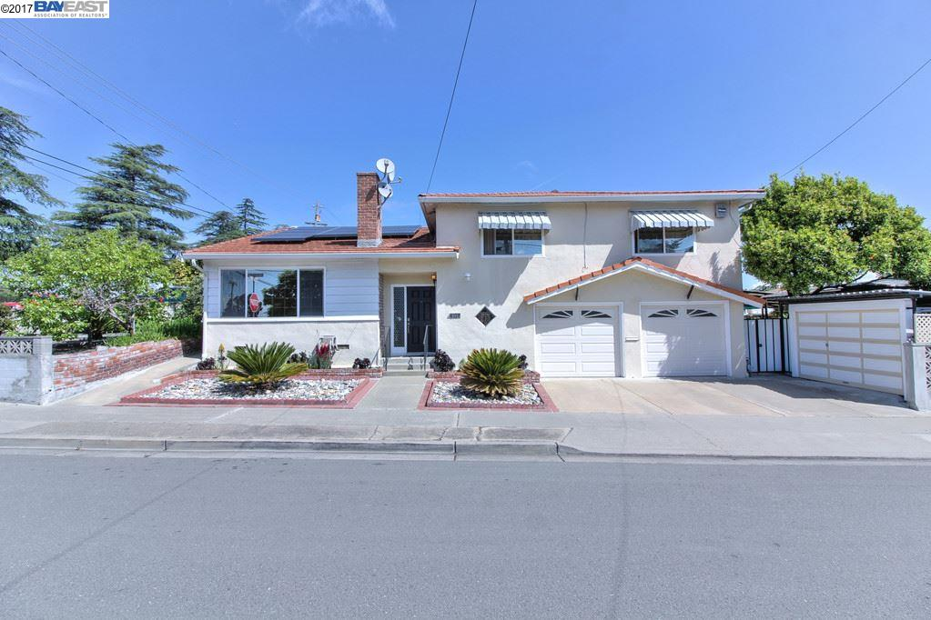 Single Family Home for Sale at 4116 Veronica Avenue Castro Valley, California 94546 United States