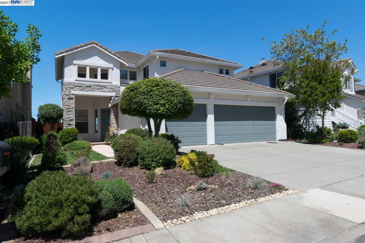 Single Family Home for Sale at 25369 Buckeye Drive Castro Valley, California 94552 United States