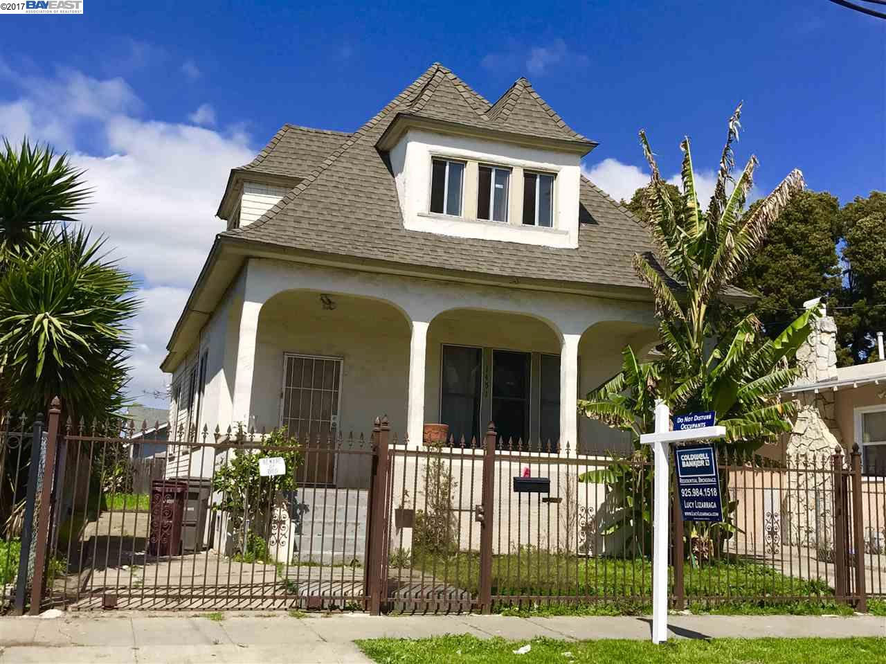 Buying or Selling OAKLAND Real Estate, MLS:40779232, Call The Gregori Group 800-981-3134