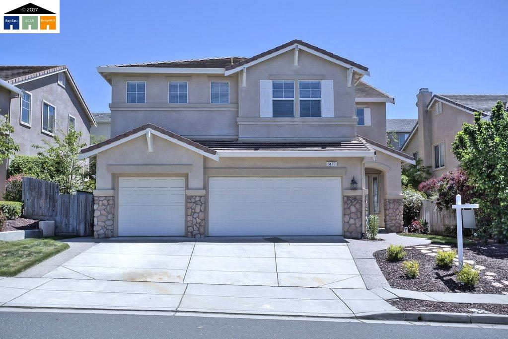 5177 Stone Canyon Dr | CASTRO VALLEY | 3526 | 94552-5525