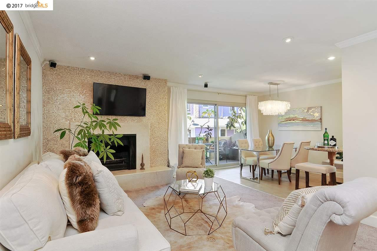 一戸建て のために 売買 アット 55 Fairmount Avenue Oakland, カリフォルニア 94611 アメリカ合衆国