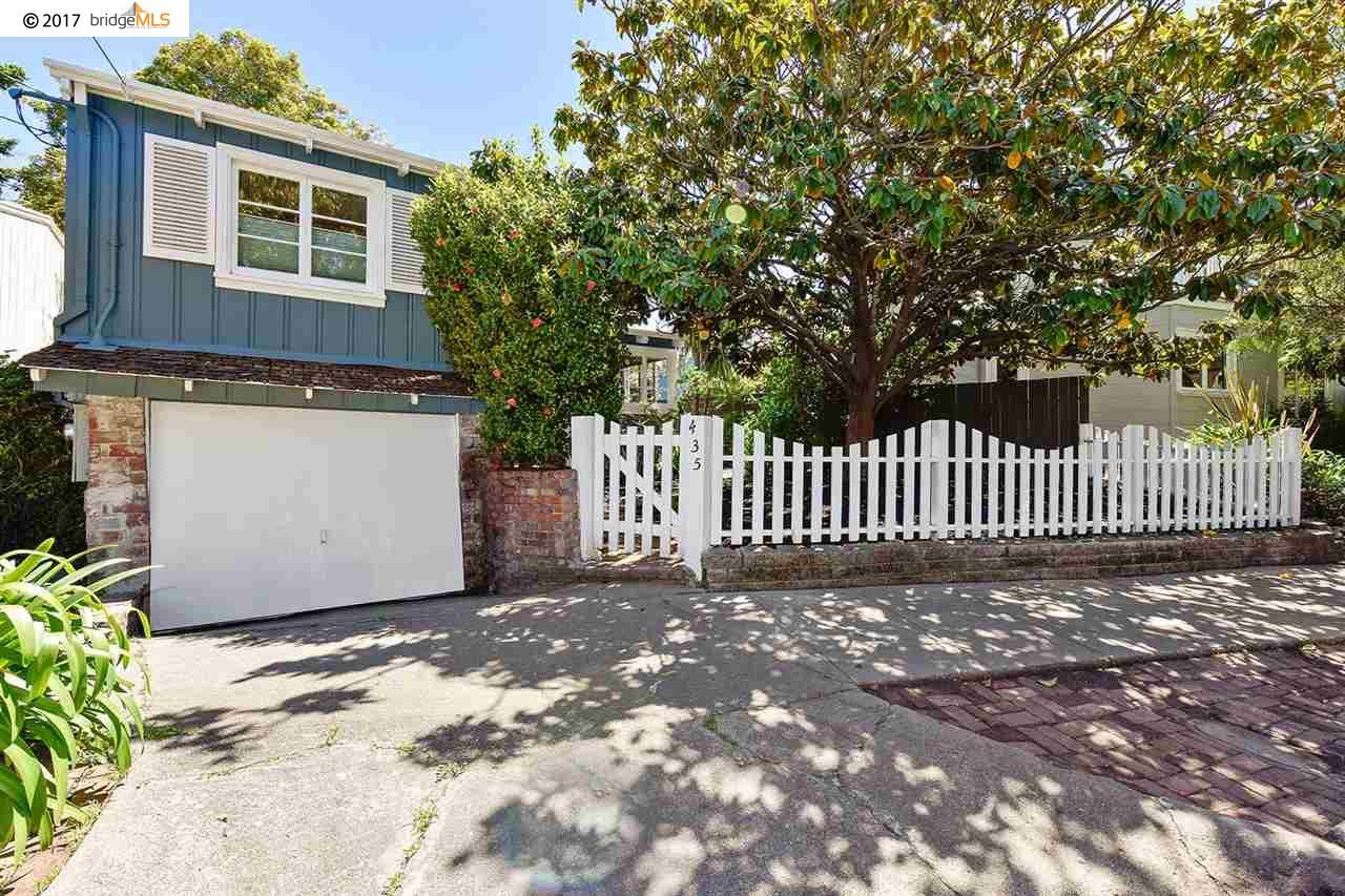 435 Berkeley Park Blvd, KENSINGTON, CA 94706